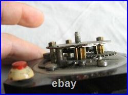 Rare ancienne sonnette de conciergerie vintage Made in France modèle déposé Cado
