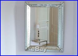 Rare miroir art déco années 40