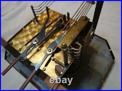 Superbe carillon Romanet (ODO) 10 tiges 10 marteaux. 4 AIRS