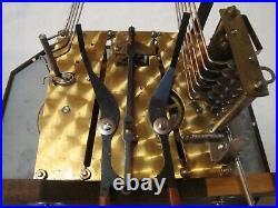 Superbe carillon Romanet (ODO) 10 tiges 10 marteaux. 4 AIRS qui fonctionne bien