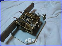 Superbe carillon Romanet (ODO) 8 tiges 8 marteaux. Fonctionne parfaitement bien