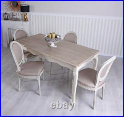 Table À Manger Country Style Table Blanc Vintage Antique Salle À Manger