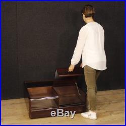 Table basse italienne design Rossi di Albizzate meuble salon bois