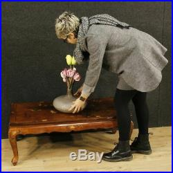 Table basse salon chinoiserie meuble français laqué bois style ancien 900