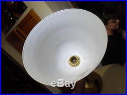 Vintage lamp art deco lampe bureau salon déco loft design mazda ou de type